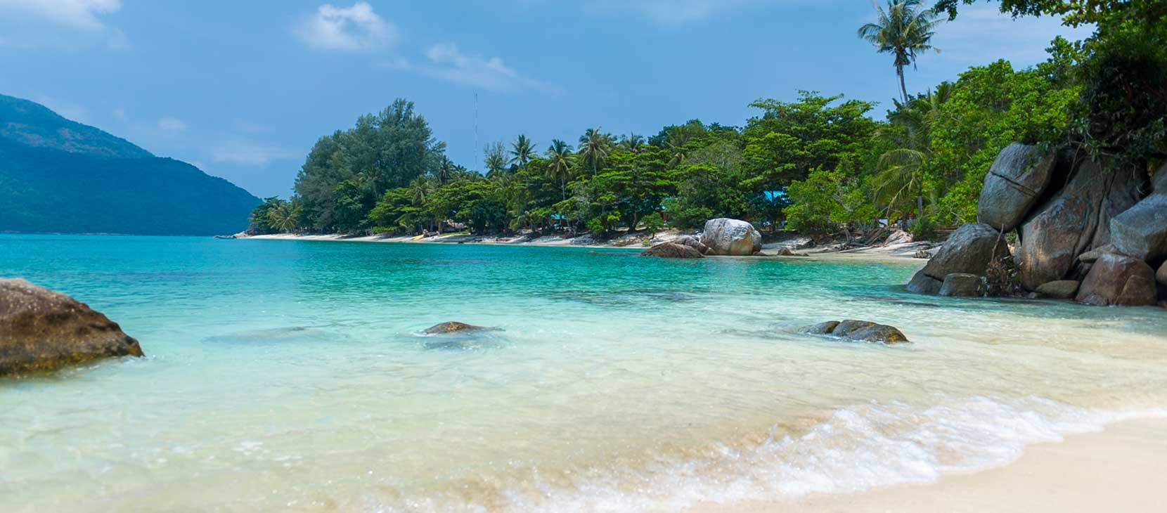 Beaches in Asia for Couples
