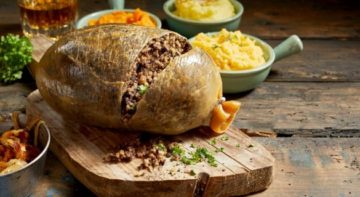 best food items to eat in Scotland