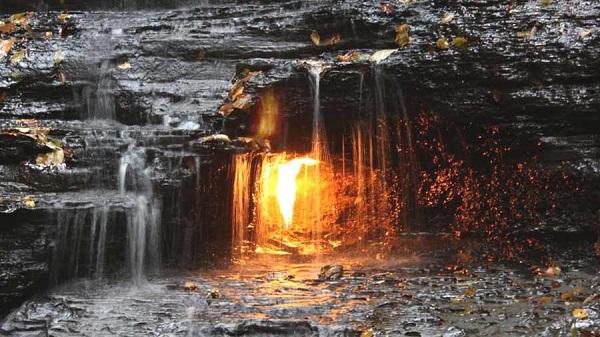 eternal flames falls