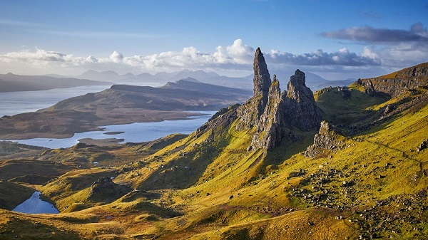 the Isle of Skye Scotland